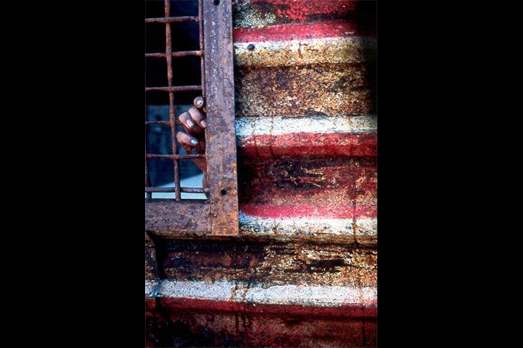 Stripes.-Detalle.
